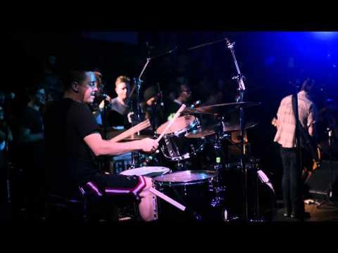 Paul Ramirez of The Flatliners LIVE drum cam @ THE FEST 12 (видео)