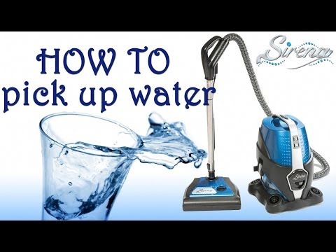 How to pick up water - Sirena tips