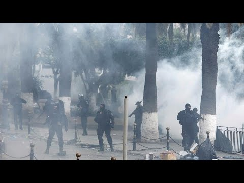 Oγκώδεις διαδηλώσεις στην Αλγερία