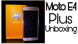 Moto E4 Plus Unboxing and Full Review  in Hindi  india Moto e4 Plus Buy Link :-. Moto E4 Plus (Fine Gold, 32 GB) (3 GB RAM) = http://fkrt.it/C8DCf!NNNN M...