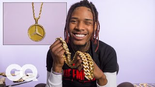 Video Fetty Wap Shows Off His Insane Jewelry Collection | GQ MP3, 3GP, MP4, WEBM, AVI, FLV Juli 2018