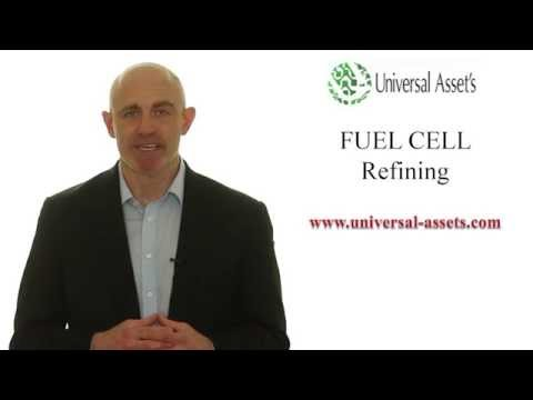 Scrap Fuel Cell Recycling