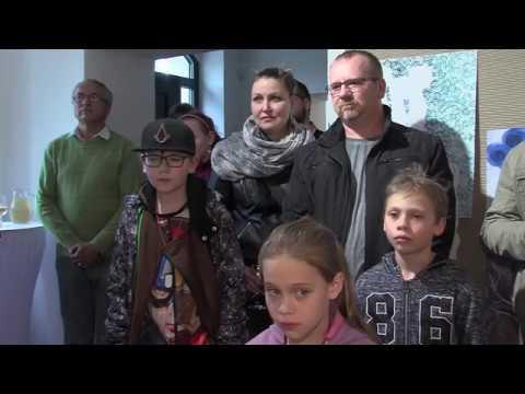 TVS: Hulín - Výstava žáků a absolventů ZUŠ
