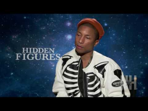 Exclusive: Watch Pharrell's Reaction When Asked About Kim Burrell