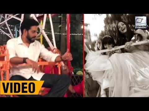 Aishwarya Rai And Aaradhaya Enjoy Ferris Wheel Rid