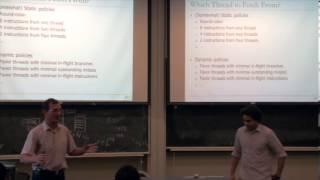 Carnegie Mellon -Parallel Computer Architecture 2012 - Onur Mutlu - Lecture 10 - Multithreading II