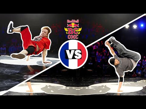 Red Bull BC One 2008 финалы: Wing vs. Taisuke