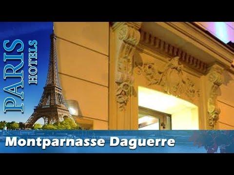 Montparnasse Daguerre - Paris Hotels, France