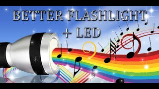 Better FlashLight HD LED YouTube video