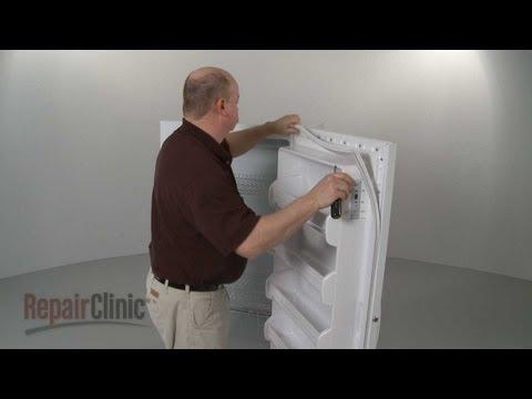 Freezer Door Gasket Replacement (part #216522356) – Frigidaire Upright Freezer Repair