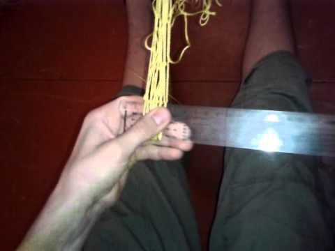 Вязание сетей-видео 76