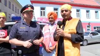 Meidling Austria  city images : Polizist (Punjabi, German) Q&A 29.05.2016 Nager Kirtan Vienna, Austria - Hardeep Singh Mann