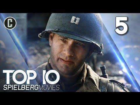 Top 10 Spielberg Movies: Saving Private Ryan - #5
