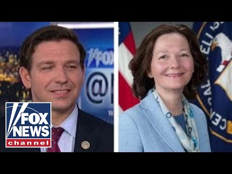 DeSantis on Democrats' opposition to CIA director nominee