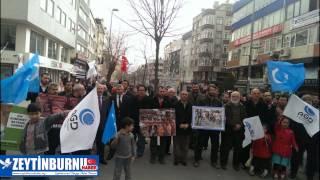 Anadolu Gençlik'ten Doğu Türkistanlı Soydaşlarımıza destek
