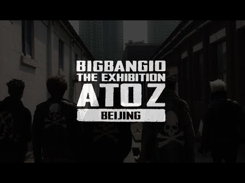 BIGBANG - 'THE A TO Z IN BEIJING' TEASER VIDEO #1