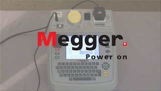 PAT400 PAT tester series product intro and demo