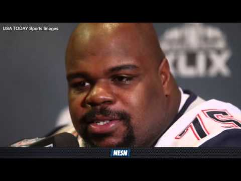 Video: Vince Wilfork Bids Farewell To Patriots