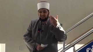 Kontributi yt për Islamin - Hoxhë Remzi Isaku - Hutbe