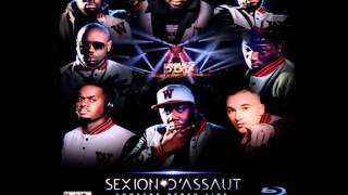 Sexion d'assaut Live Bercy