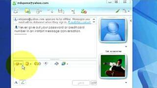 To chat using MSN messenger, set up an account with an e-mail address and a password, sign in to the program, add the addresses of the people to chat with, ...
