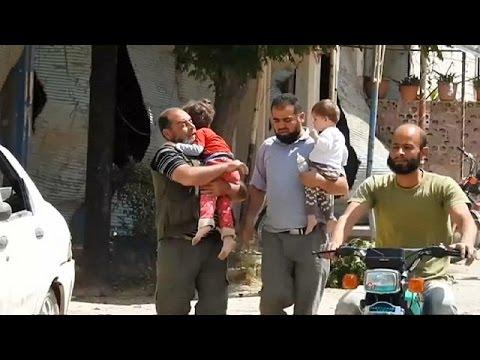 Συρία: Το ΙΚΙΛ απειλεί και πάλι την Παλμύρα