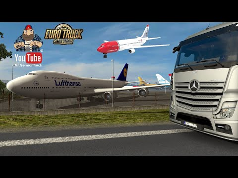 Real Aircraft Textures by ETS2 Design 1.36.x