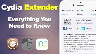 Cydia Extender: Everything You Need to Know, iOS 10.2.1/10.3 Jailbreak, iPhone 7 Jailbreak  iOS 10.2 Jailbreak Update #21 Cydia Extender was released with t...