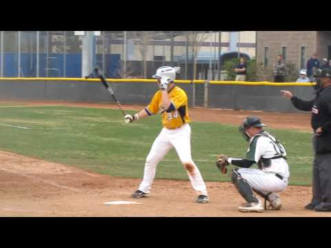 homerun - Bryce Harper Hits his 2nd college homerun feb 5th 2010 in the rain at CSN.