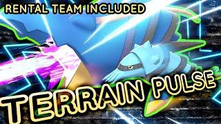 TERRAIN PULSE CLAWITZER! Pokemon Sword and Shield by PokeaimMD