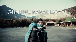 Video [Total Biaya] Jakarta - Gunung Papandayan (Solo Hiking) MP3, 3GP, MP4, WEBM, AVI, FLV Februari 2019