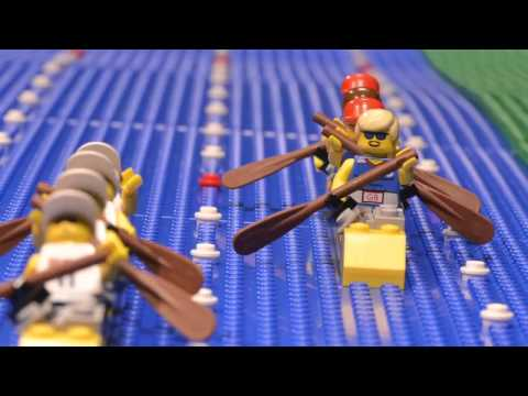 GB - Brick by Brick: GB men's coxless four win fourth Games gold in a row. Subscribe to the Guardian HERE: http://bitly.com/UvkFpD An animated reconstruction of h...