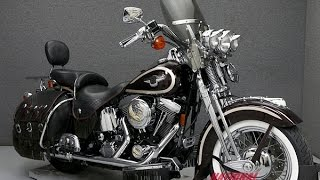 8. 1998  HARLEY DAVIDSON  FLSTS HERITAGE SOFTAIL SPRINGER - National Powersports Distributors