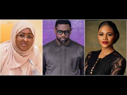 Aisha Buhari Backs SaharaReporters / Doubles Down On Busola Dakolo Matter