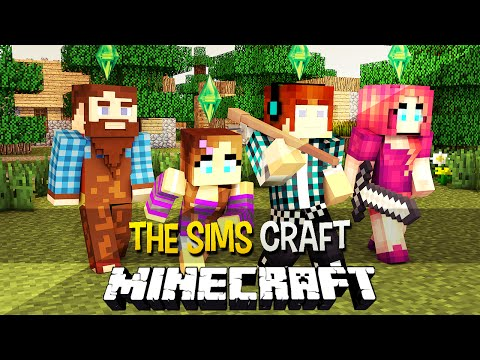 craft - Mais The Sims Craft Aqui:http://bit.ly/1rNPtCS Animação The Sims Craft - http://youtu.be/y1SBzsroGK4 ✖Twitter: https://twitter.com/AuthenticGames ✖Facebook: ...