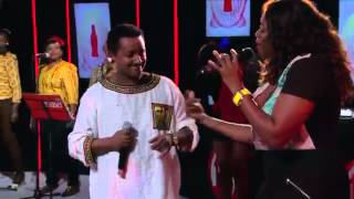 Teddy Afro With Other African ArtistsTogetherness Song Africa Pamoja   Coke Studio Africa Season 1 F