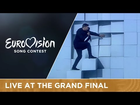 LIVE - Sergey Lazarev - You Are The Only One (Russia) at the Grand Final (видео)