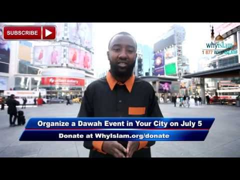 WhyIslam is going to BRAZIL for FIFA worldcup | What is your