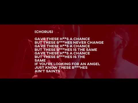 FLAME - THE MESSAGE (LYRIC VIDEO)