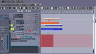 Создание музыки в Sonar с помощью VST-инструментов (часть 3)
