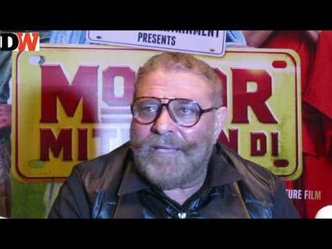 , title : 'Actor Yograj Singh : speaks on his film Motor Mittraan Di'
