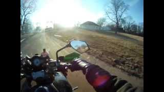 8. Kawasaki Versys exhaust advice