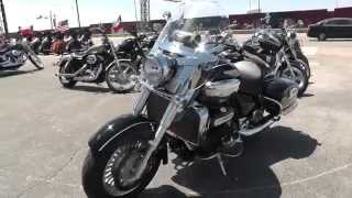 8. 355009 - 2008 Triumph Rocket III Touring - Used Motorcycle For Sale