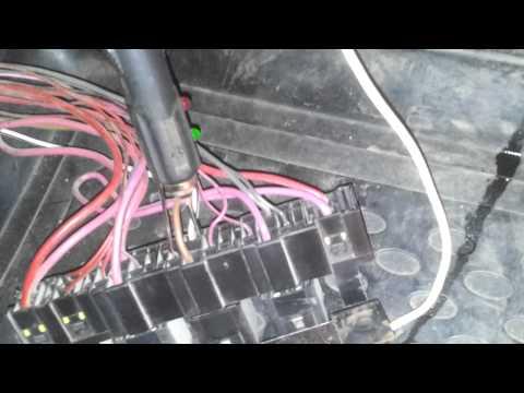 Вентилятор охлаждения ваз 2114 инжектор постоянно работает снимок