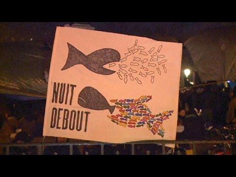 Γαλλία: «Νυχτερινή εξέγερση» στο Παρίσι