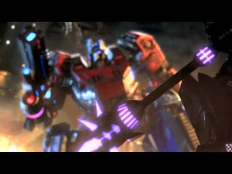 Transformers : La Chute de Cybertron  - Publicité de quatre-vingt dix  secondes