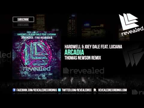 Remix - Hardwell & Joey Dale feat. Luciana - Arcadia (Thomas Newson Remix) OUT NOW! http://bit.ly/ArcadiaRemixes-BP Subscribe to Revealed TV now! → http://bit.ly/RevealedTV Join us on Facebook →...