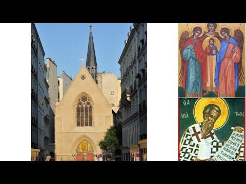 2020.03.31 ora 8:30 DIRECT Utrenia, Catedrala din Paris