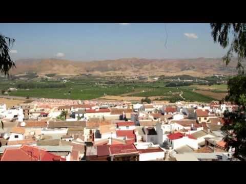 Cártama HD: De olivares y cítricos. Provincia de Málaga y su Costa del Sol