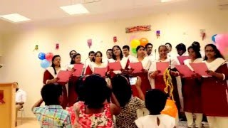 christmas carol songs - sharjah csi youth movement